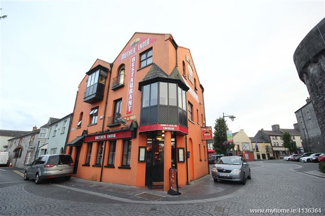 Photo of Mother India Restaurant, 1 Main Street, Athlone, Co. Westmeath