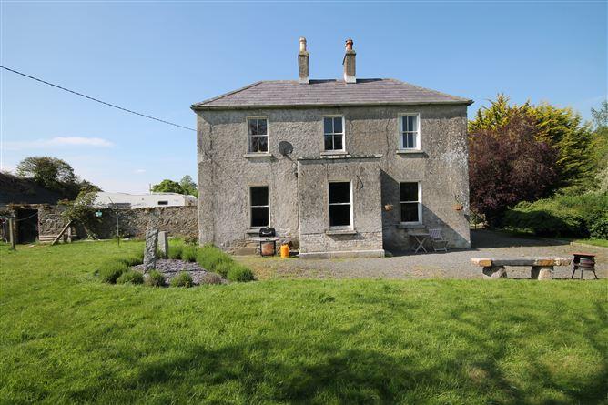 Main image for Castleroe House on 13 Acres, Castleroe, Kilkea, Athy, Kildare
