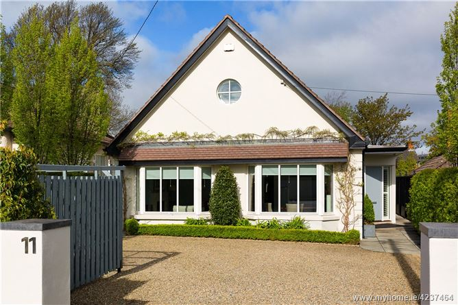 11 Mather Road South, Mount Merrion, Co Dublin