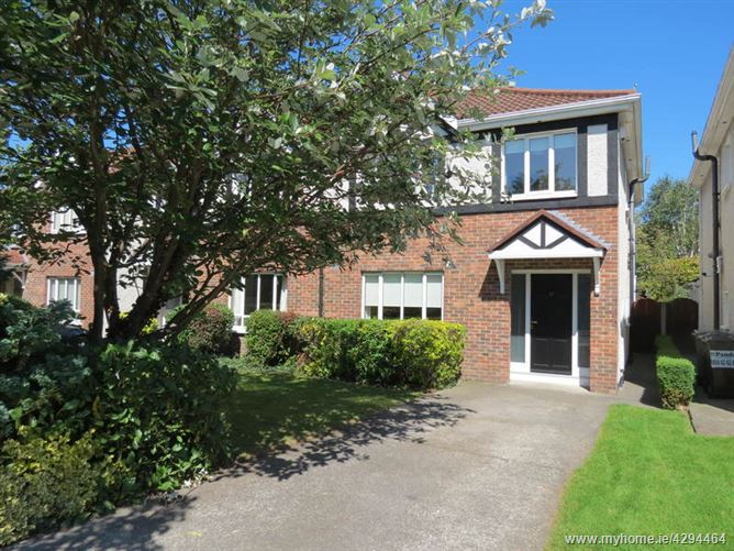 57 Fosterbrook, Booterstown, Dublin South County