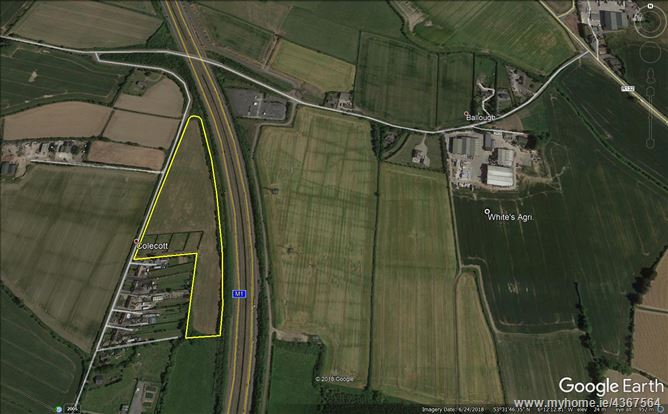 Main image for 6 X Sites at Colecott, Ballough, Lusk, County Dublin