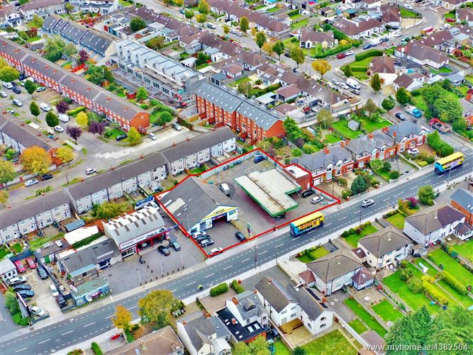 RESIDENTIAL DEVELOPMENT OPPORTUNITY SITE C. 0.4 ACRE/ 0.16 HA., 268-272 Kimmage Road Lower, Kimmage, Dublin 6W