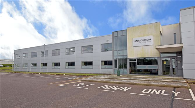 Main image for Excellent First Floor Offices,  Ballycurreen House, Ballycurreen Cross, Frankfield, Cork