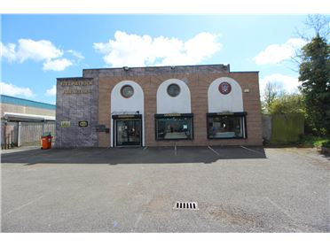 Main image of 5,292 sq.ft. Industrial/Storage Unit, Beechmount Home Park, Navan, Meath