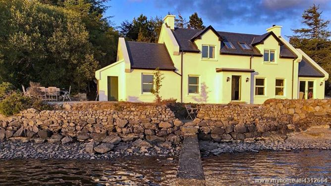 Main image for The Lake House - Glen, Donegal