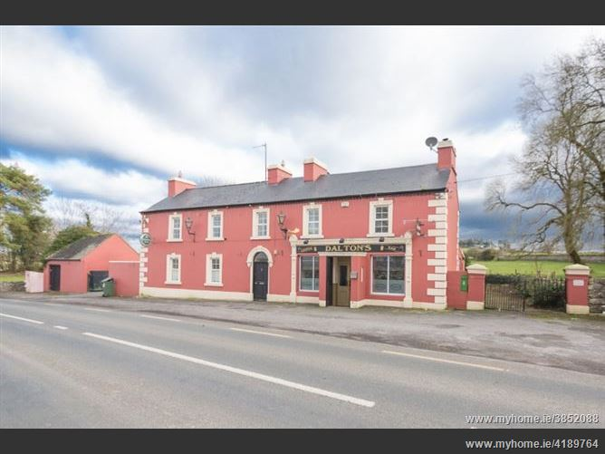 Dalton's Public House and Residence, Fuerty, Roscommon