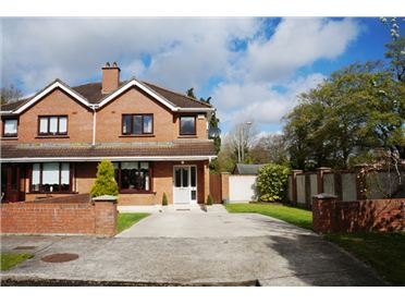 Main image of 24 Riverside Grove, Athgarvan Road, Newbridge, Kildare