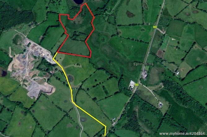 c. 18.83 Acres (c. 7.62 Hectares) at Newtown, Clonmellon, Westmeath