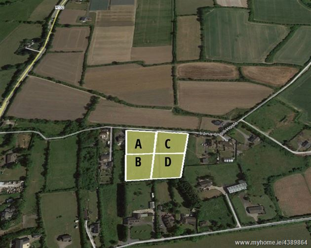 4 x Residential Sites at Kilhedge Lane, Lusk,   County Dublin
