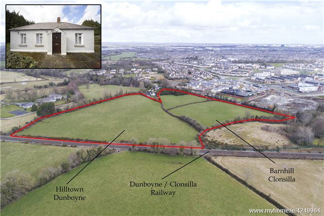 Lot 2, Hilltown, Dunboyne, Co Meath, D15 CXN2