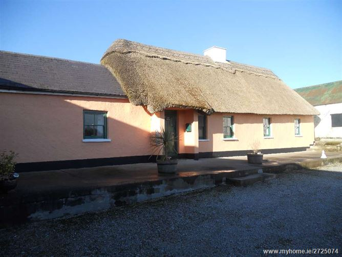 """The Thatch"", Lacken, Cappoquin, Waterford"