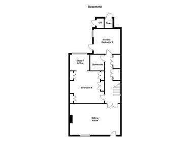 5 Sandycove Avenue West &, Detached 2 Bedroom Mews, Sandycove, Co. Dublin