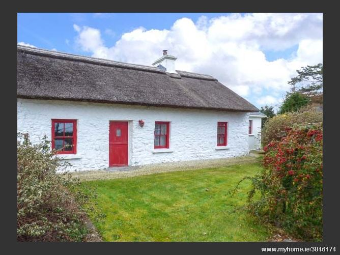 Quiet Man's Cottage, MAYO ABBEY, COUNTY MAYO, Rep. of Ireland