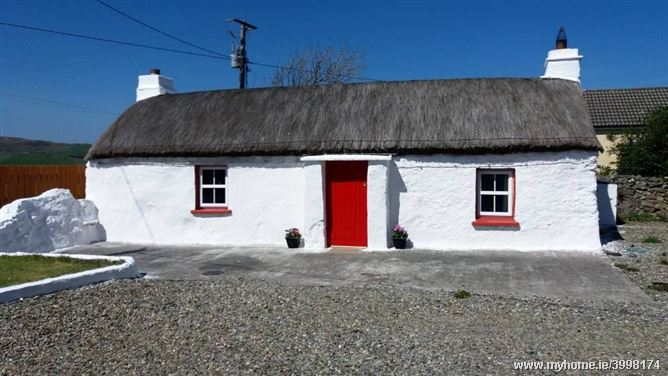 Main image for Grannys Cottage - Malin Head, Donegal