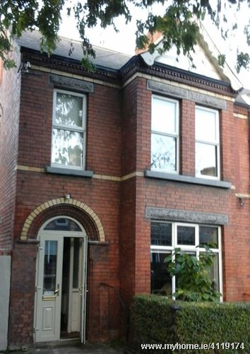 Photo of centrally located red-brick home, Drumcondra, Dublin 3