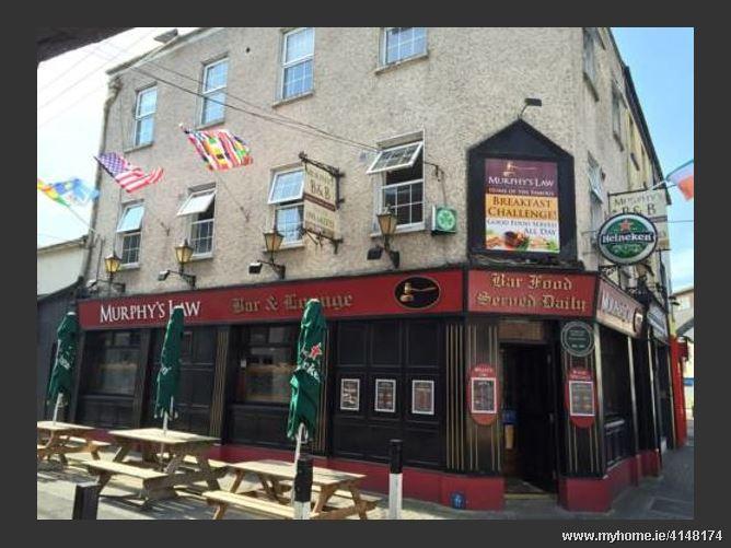 Pearse Street & Connolly Street, Athlone East, Westmeath