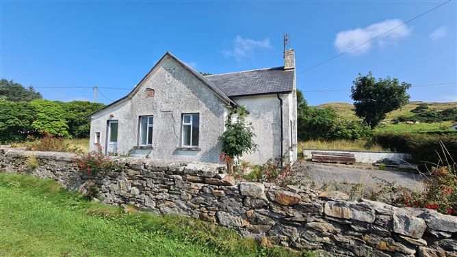 Main image for Straleel Schoolhouse, Carrick, Donegal