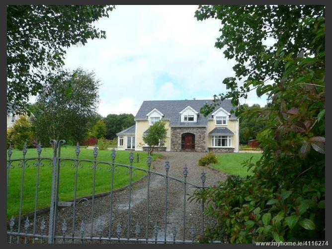 Danu Lodge, Mountshannon, Clare