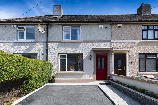 51 Yellow Road (3 Bedroom Plus Study), Whitehall, Dublin 9