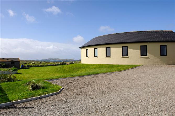 Main image for Gannoughs Beach House, Cleggan, Galway