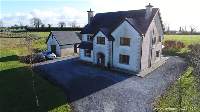 House on Circa 18 acres at Ballaghboy, Ballinure, Cashel, Tipperary