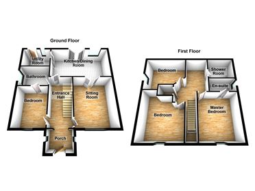 6 Brook Cottages, Portsalon, Donegal