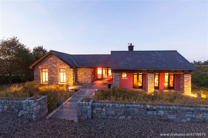 Main image for Luxury Lake View,Carlingford, Cooley Peninsula, County Louth
