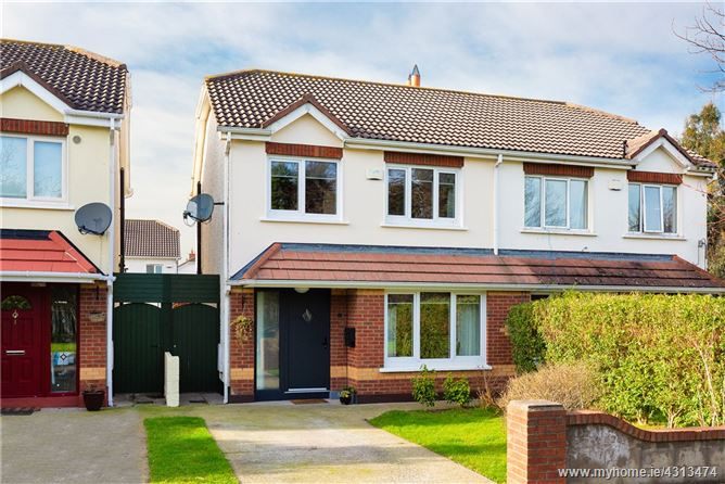 4 Earlsfort View, Lucan, Co Dublin