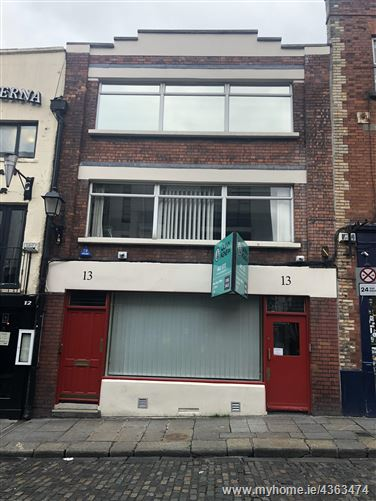 Main image for 13 Fownes Street , Temple Bar, Dublin 2