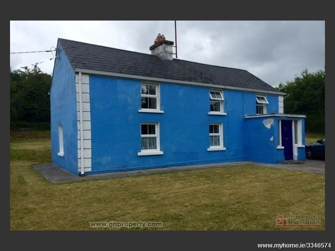 Wayside Cottage, Drumnamore, Ballinamore, Co. Leitrim.N41 P292