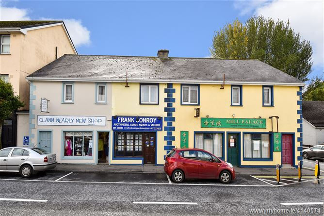 Main Street, Oughterard, Galway