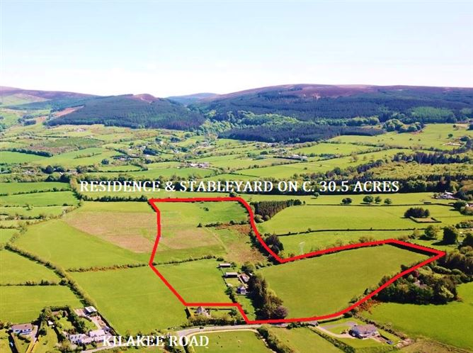 Residential Farm on c. 30.5 Acres, Woodtown, Rathfarnham, Dublin 16