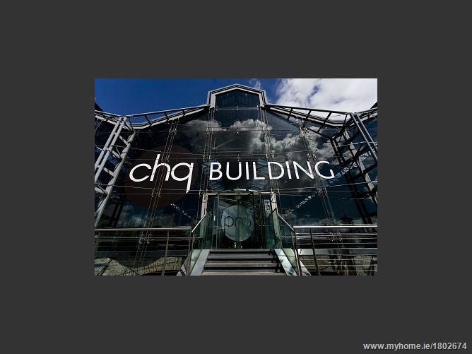 The chq building, IFSC, Dublin 1