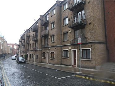Apt 73, The Mizen, City Gate, St Augustine Street, Christchurch,   Dublin 8
