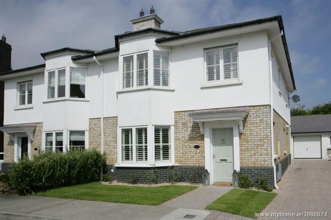 112 Drumnigh Wood, Portmarnock, County Dublin