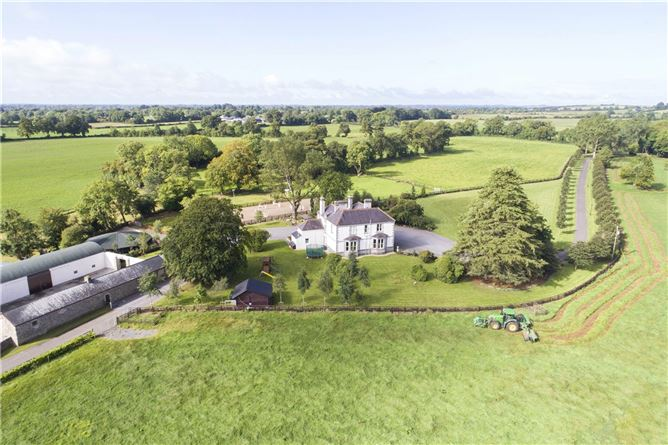 Main image for Boltown Hall On C. 102 Acres, Kilskyre, Kells, County Meath
