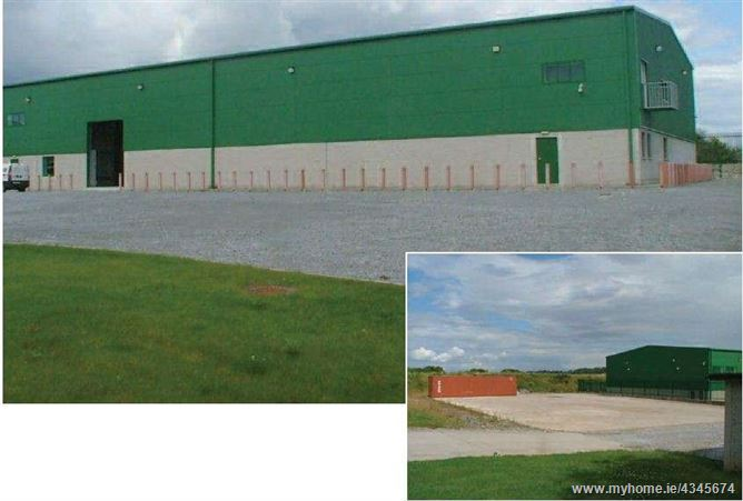 Main image for Warehouse & Lands, Courtstown, Little Island, Cork