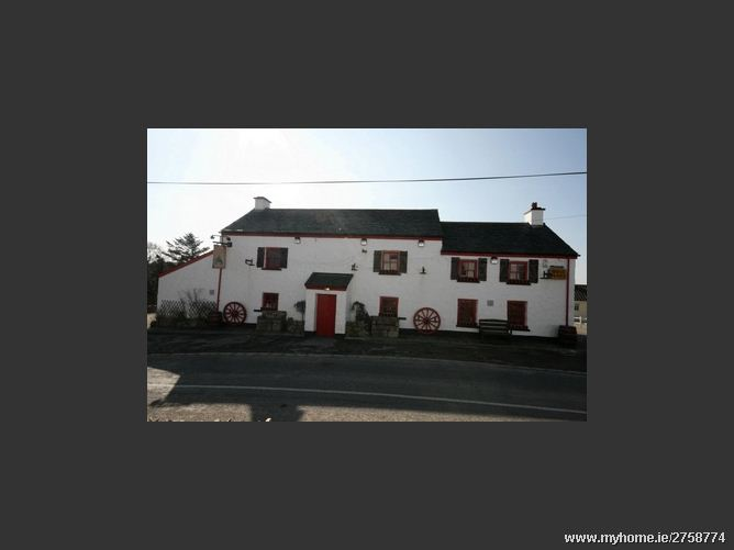 Bonners Bar,Mullaghduff,Annagry,Co. Donegal