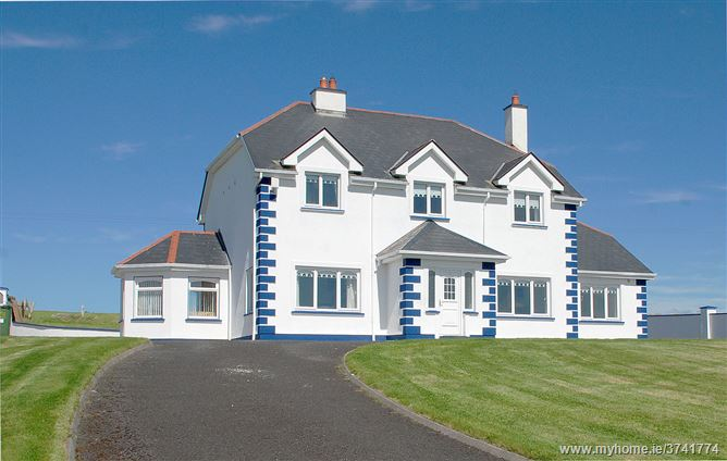 'The White House' Toorglass West, Belmullet, Mayo