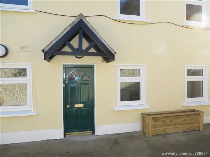 Ground Floor Apt: 11J Church Street, Tullamore, Offaly