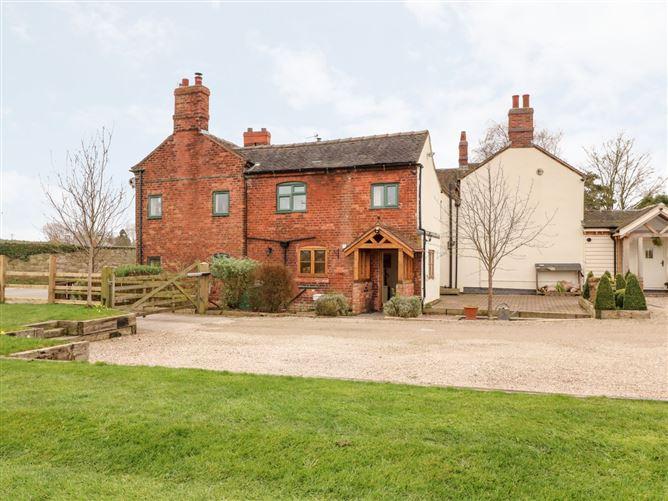 Main image for Bellamour End Cottage,Rugeley, Staffordshire, United Kingdom