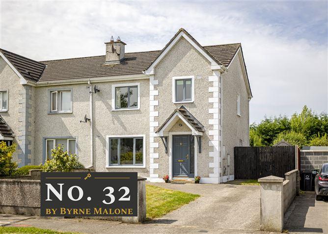 Main image for 32 Rheban Avenue, Athy, Kildare