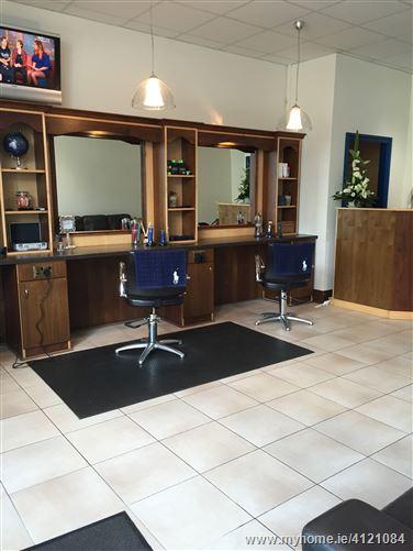 Barber Shop, Riverview, Kilbeggan, Westmeath