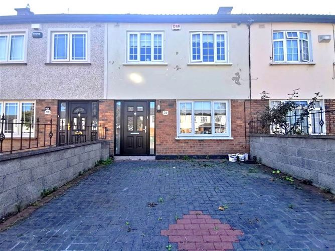 Main image for 59 Monksfield Walk, Clondalkin, Dublin 22