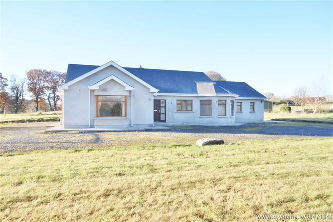 Detached Bungalow on c. 0.75 Acre, Knockanarrigan, Donard, Wicklow