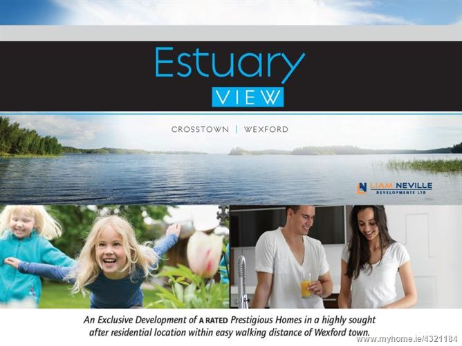 Main image for Estuary View, Crosstown, Wexford Town, Wexford