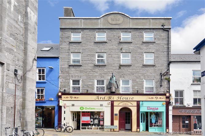 Ard Ri House, Lower Abbeygate St.
