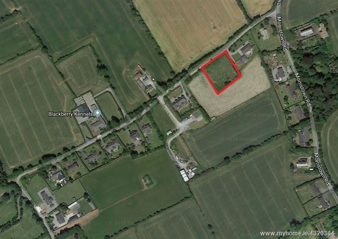 0.8 Acre Site, Blackberry Lane, Newbridge, Kildare