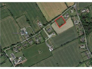 Main image of 0.8 Acre Site, Blackberry Lane, Newbridge, Kildare
