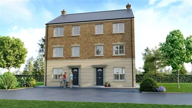 Main image for 4 Bed Townhouse - House Type 12,Earlsfort,Seafield Road,Blackrock,Co. Louth